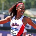Ole Miss Track and Field at the 2015 NCAA Outdoor Track and Field Championships at the University Of Oregon in Eugene.  Photo by Joshua McCoy/Ole Miss Athletics