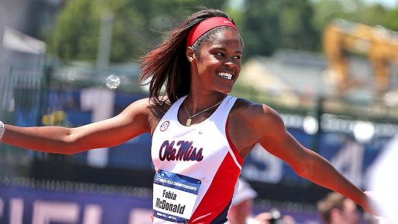 Six Rebels Named USTFCCCA All-Academic