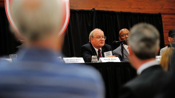 Search Committee Expects New UM Chancellor by Year's End