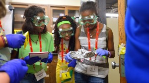 'CSI' Gets Real at UM Forensics Camp