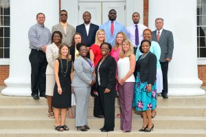 The first cohort of UM's Hybrid Ed.D. in K-12 Leadership has a combined 199 years experience in education.