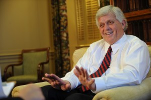 Chancellor Emeritus Robert C. Khayat