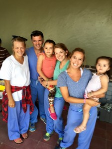 Students say they had a 'transformative' experience while serving patients in Honduras.