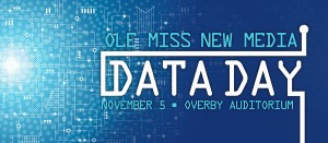 Ole Miss Data Day to be held on Thursday, Nov. 5 at Overby Auditorium.