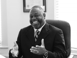Miss. District Court Judge Carlton Reeves will be speaking at the University about race and moral leadership. Photo courtesy of Jackson State University