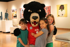 The UM Museum hosts the second family activity day of the semester on Saturday (Oct. 17) from 10 a.m. to noon.
