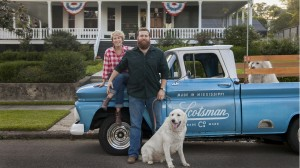 "The pilot episode of ""Home Town,"" hosted by Erin and Ben Napier, airs on HGTV Sunday, Jan. 24 at 11 a.m. CST."