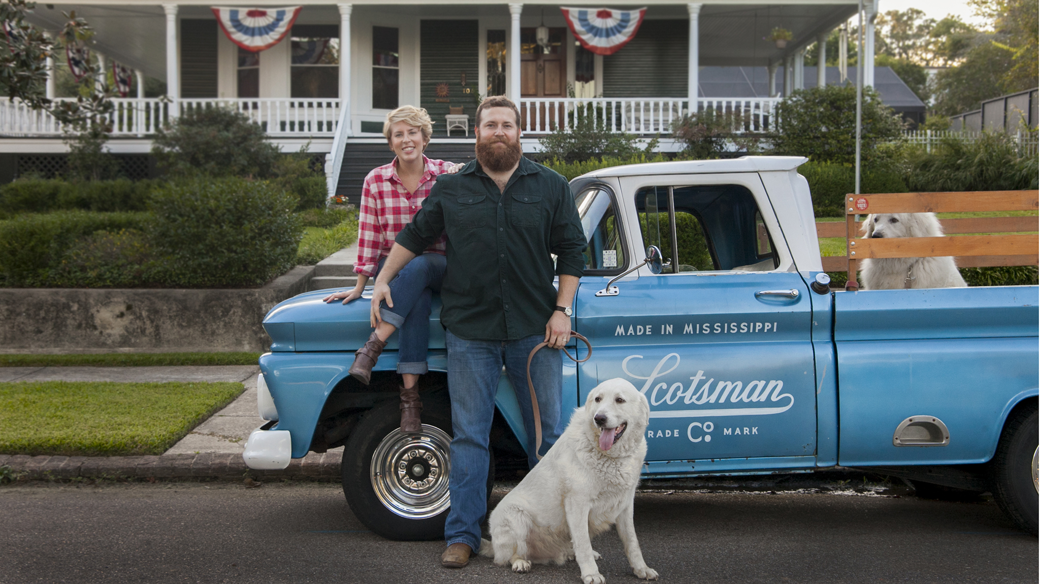 Hgtv Pilot Episode Of Home Town Hosted By Two Ole Miss Alumni Ole Miss News