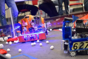The UM Center for Mathematics and Science Education will host Mississippi's FIRST Tech Challenge Robotics Tournament on Saturday (Feb. 27) at the Jackson Avenue Center.
