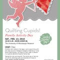 The Valentine's-themed event is set for Saturday, Feb. 13 from 10 a.m. until noon.