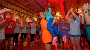 RebelTHON is a year long fundraiser for Blair E. Batson Hospital, which is part of the University of Mississippi Medical Center in Jackson.