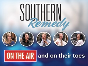 "The five experts offer fresh, frank and sometimes funny discussions on current health topics every weekday on Mississippi Public Broadcasting's ""Southern Remedy,"" the station's flagship wellness program."