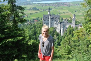 UM student Maggie Hall has enjoyed studying abroad several times.