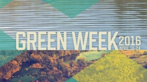 UM's Eighth Annual Green Week Begins April 16