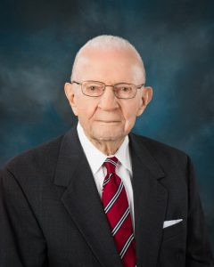 Henry Brevard Receives Engineer of Service Award