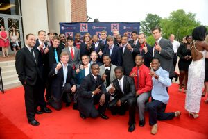 The 2016 Rebels Choice Awards will be held in the Pavilion at Ole Miss on April 26.