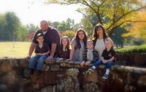 Cheryl Scott's family encouraged her to finish her bachelor's degree in education.