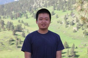 Tuan Ta at 2015 University Corporation for Atmospheric Research program, Boulder, Colorado