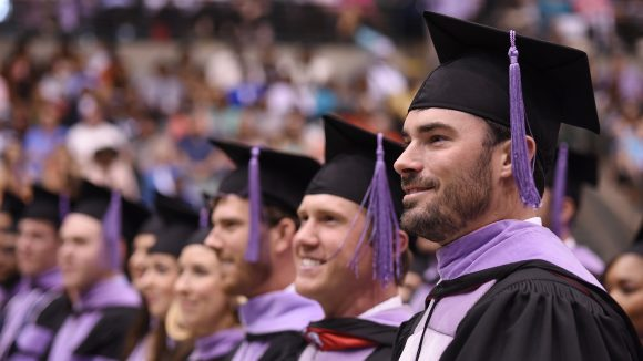 UMMC Confers Record Number of Degrees Four Years Running