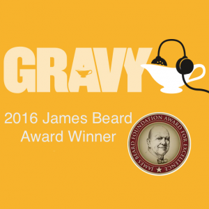 'Gravy' Wins Second James Beard Foundation Award