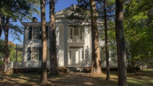 The Faulkner Conference will be held July 17 to 21 in Oxford. Photo by Robert Jordan/Ole Miss Communications