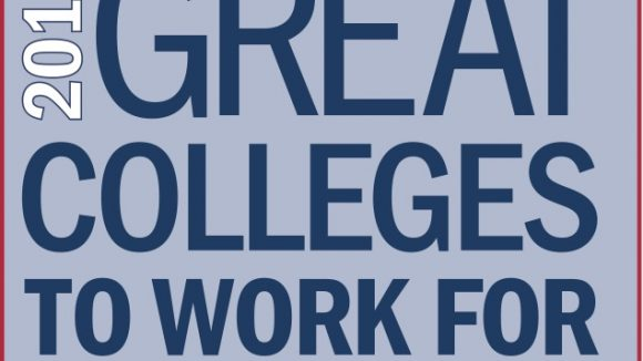 UM Named to 'Great Colleges to Work For' Honor Roll