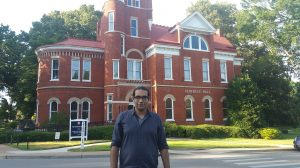 Ahmed Seif will be leaving Ole Miss to study at Oxford University this fall.