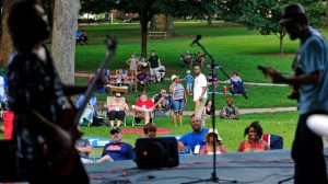 The Oxford Blues Festival is set for July 15 and 16 at the University of Mississippi and Shelter on Van Buren.