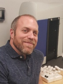 School of Pharmacy Ph.D. candidate Dennis Carty won a $10,000 fellowship from the American College of Toxicology.