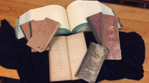 The Department of Archives and Special Collections is now home to a collection of accounting ledgers and other items from Neilson's, dating back to 1872.