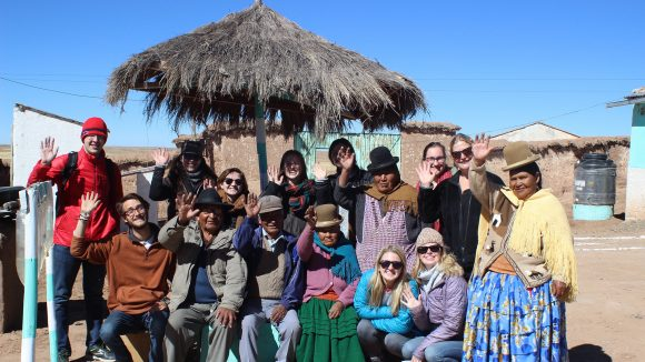 Students Gain Valuable Experience During Summer in Bolivia