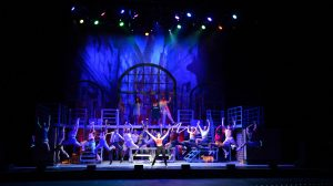 FAME- the Musical National Tour stops in Oxford Thursday night at the Gertrude C. Ford Center for the Performing Arts.