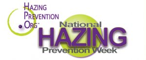 Students Urged to Take a Stand Against Hazing