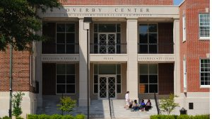 The Overby Center for Southern Journalism and Politics at the University of Mississippi will host notables figures in national politics and journalism to discuss the 2016 presidential race.