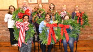 Area residents are invited to come prepare to deck the halls with the UM Communiversity program's array of holiday classes being offered this fall. Seasonal favorites returning this year are 'Wreath Making' and 'Holiday Sweet Treats.' New this year are $10 lunchtime classes to help participants spruce up their homes in a hurry.
