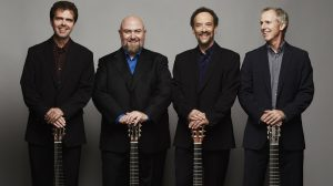The Los Angeles Guitar Quartet will perform Friday (Oct. 7) at the UM Gertrude C. Ford Center for the Performing Arts. Photo courtesy Jiro Schneider