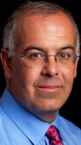 New York Times columnist David Brooks speaks at UM Thursday for the Sally McDonnell Barksdale Honors College Fall Convocation. (Submitted photo)