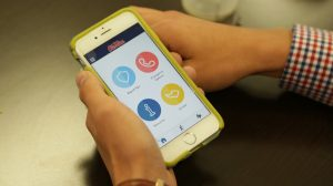 The LiveSafe mobile app is now available for the Ole Miss community. Photo by Mary Knight University Communcaitions