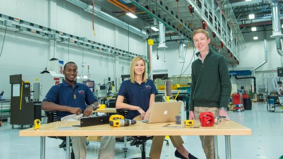 UM Manufacturing Students Organize Automotive Society Chapter