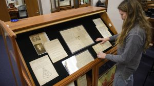 J.D. Williams Library Celebrates State Bicentennial with Exhibit