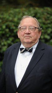 Dr. Harry P. Owens. Photo by Robert JordanPhoto by Robert Jordan