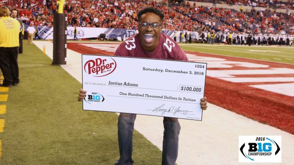 UM Student Passes His Way to a $100K Scholarship