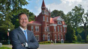 Senior Associate Dean of the College of Liberal Arts Richard Forgette will serve as Associate Provost beginning Jan. 1, 2017.
