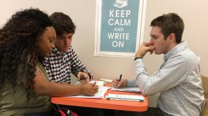 Schools Look to DeSoto Writing Center for Insight