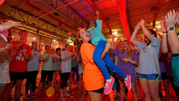 RebelTHON Team Sets High Goal for Weekend Fundraiser