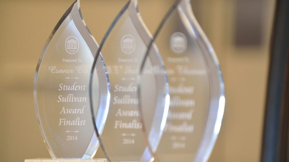 Nominations for Sullivan Award for Community Service Due Feb. 24