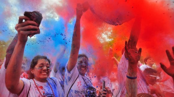 UM Campus Recreation to Host Third Annual Color My College 5-K
