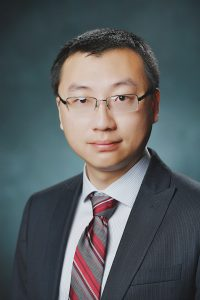 Shan Jiang Joins Mechanical Engineering Faculty