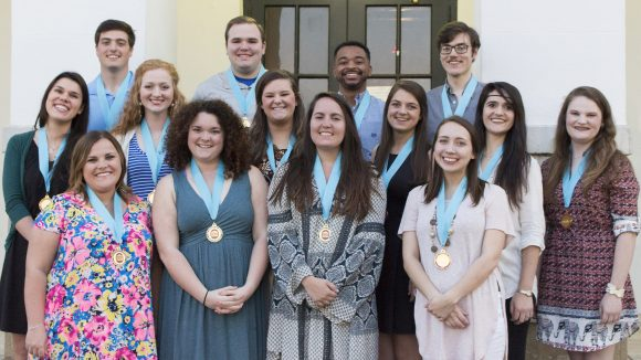 First Group of METP Students Graduate from Ole Miss