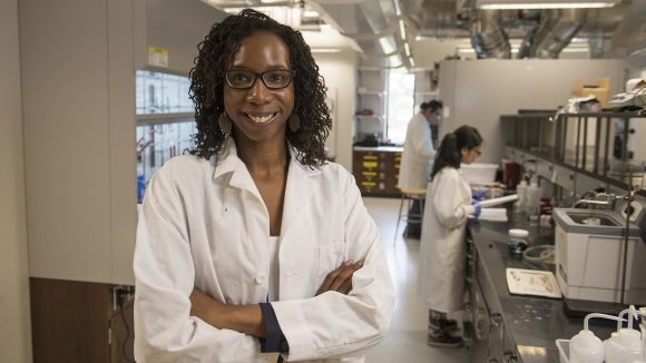Chemistry Professor Lands National Science Foundation CAREER Award